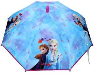 Stor Elsa og Anna børneparaply