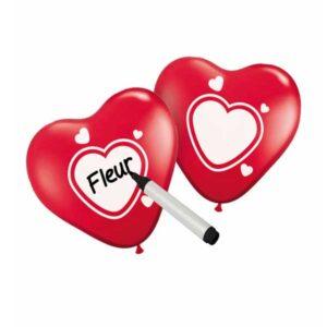 Hjerteballoner
