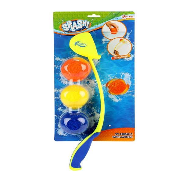 Splashbolde, vandbolde og vandbomber