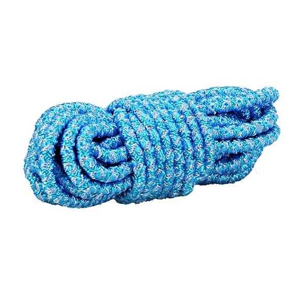 3 meter blå hoppe elastik