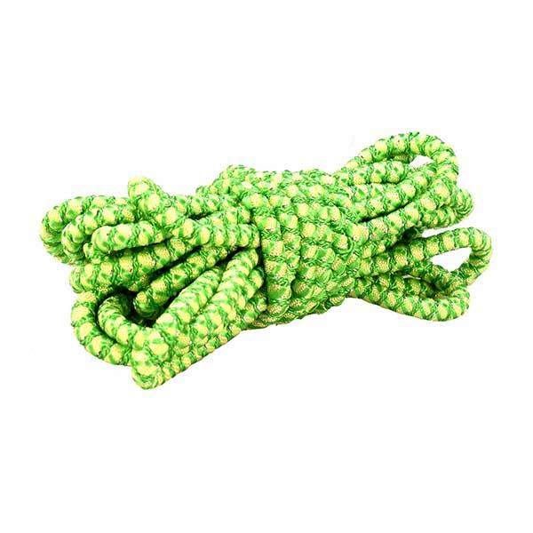 3 meter grøn hoppe elastik