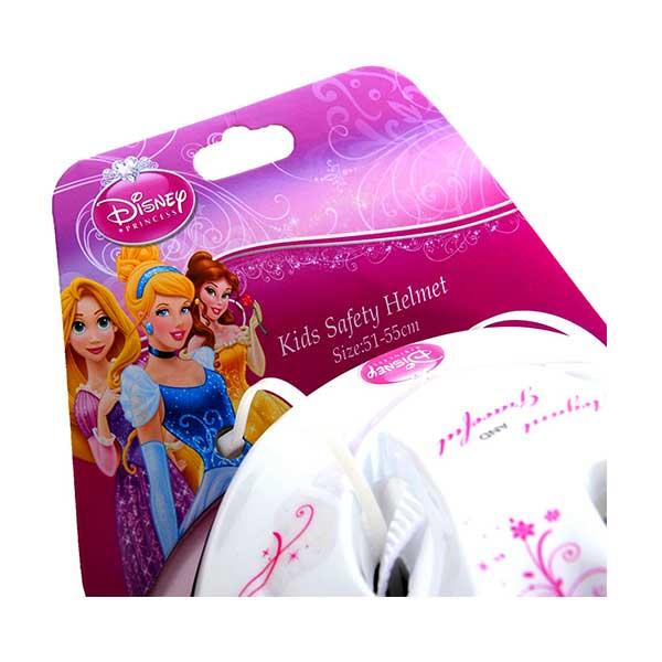 Disney 3 princess cykelhjelm 3-8 år