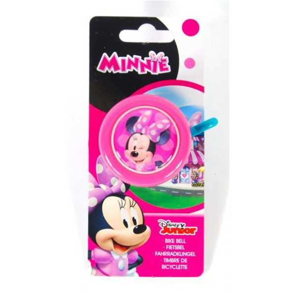 Minnie Mouse cykelklokke - ringeklokke til børn