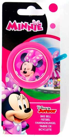 Minnie Mouse cykelklokke til børnecyklen