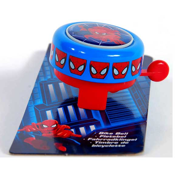 Spiderman cykelklokke - ringeklokke til børn