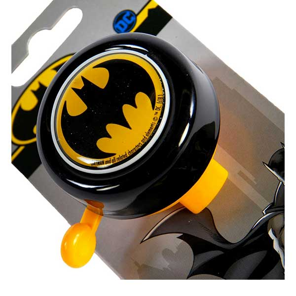 Batman ringeklokke - cykelklokke til børn