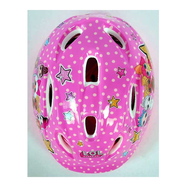 LOL surprise skaterhjelm - cykelhjelm
