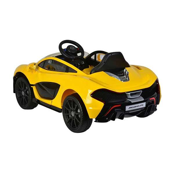 Gul Elbil McLaren P1