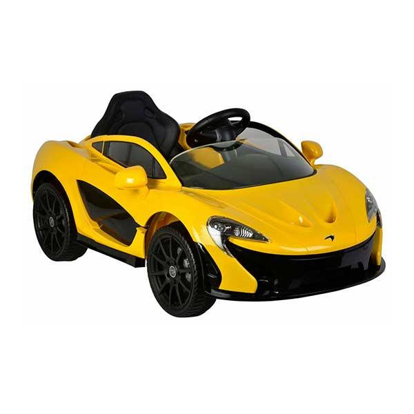 McLaren P1, Gul Elbil