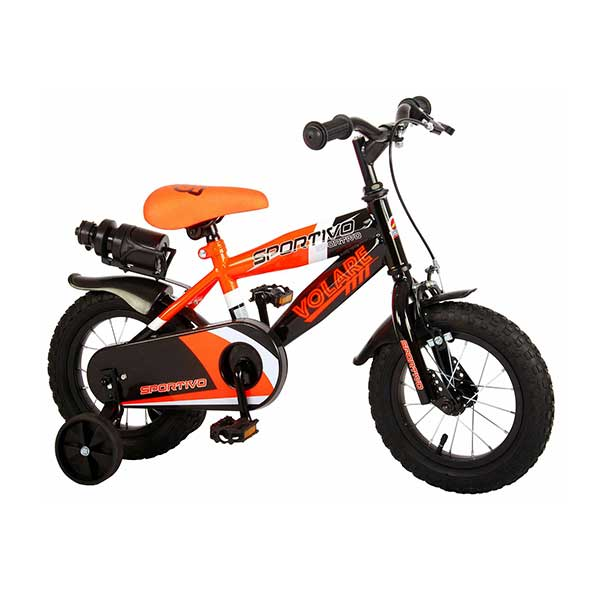"12"" drengecykel Volare Sportivo"