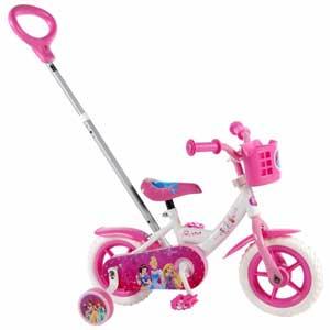 3 Princess børnecykel 2-4 år