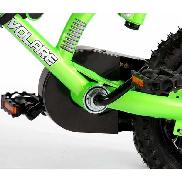 Grøn Motobike MTB børnecykel