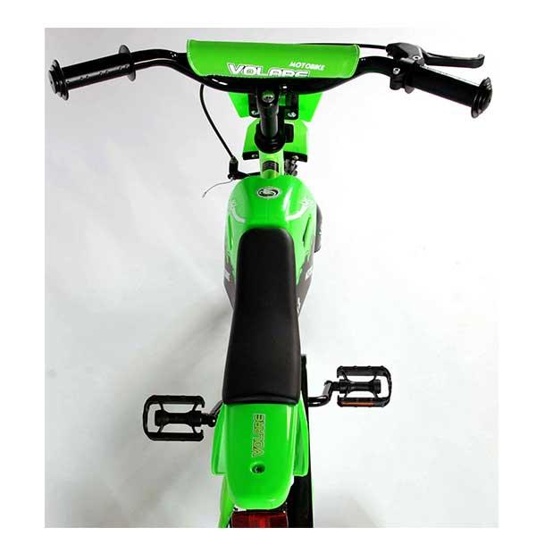 Grøn Motobike børnecykel