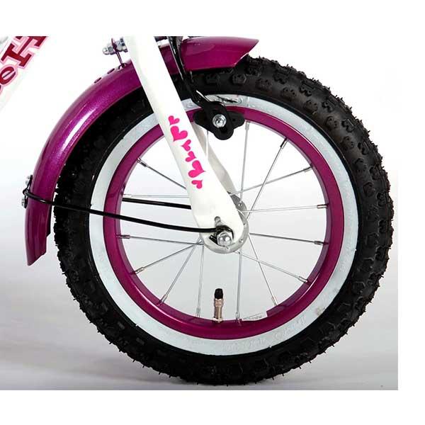 12 tommer pigecykel