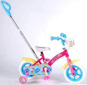 "Gurli Gris 10"" pigecykel"
