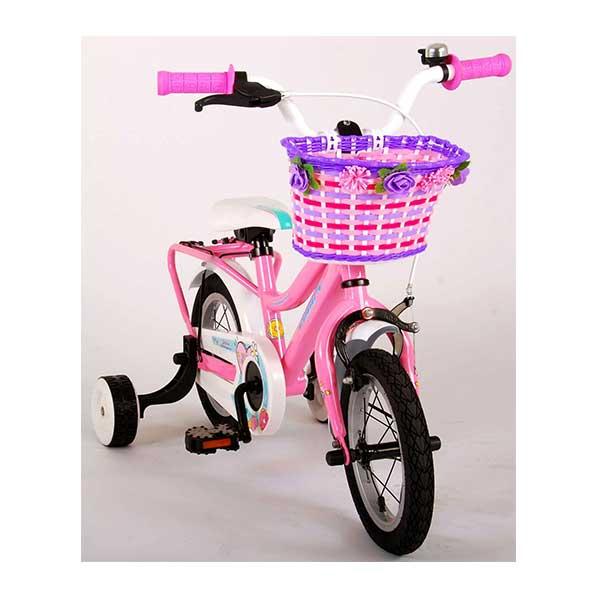 "Pigecykel 12"" pink Volare"
