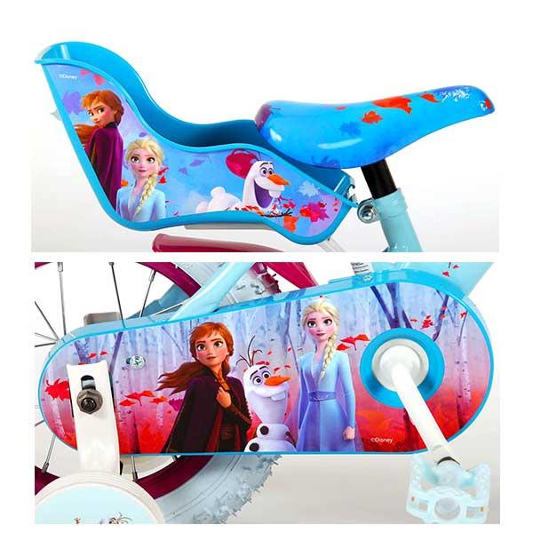Frozen 2 børnecykel