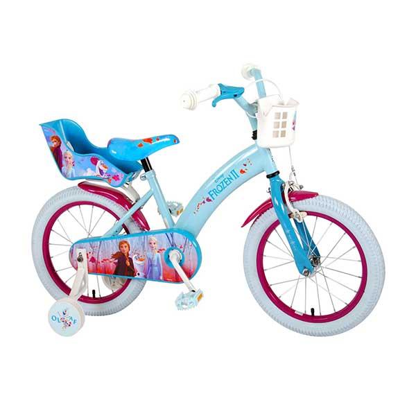 "Frozen 2 16"" børnecykel"