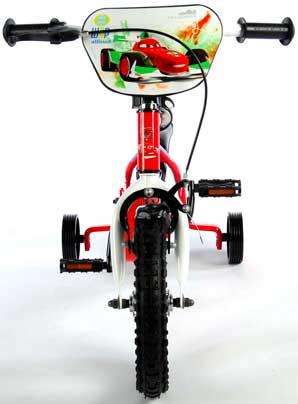 Disney Cars 12 tommer børnecykel