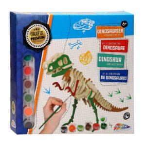 T-rex Dinosaur byggesæt