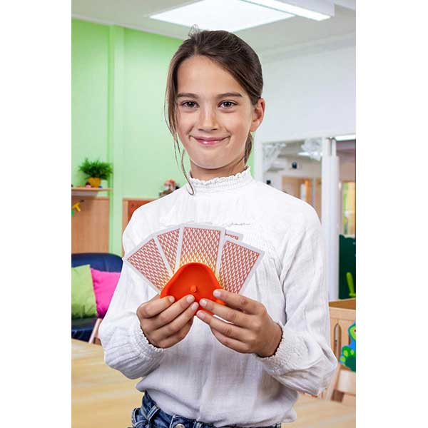 kortholder til spillekort