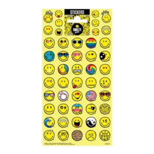 Smiley stickers