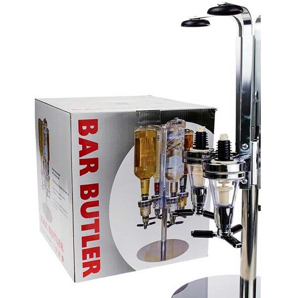 Bar Butler spiritus dispenser karrusel