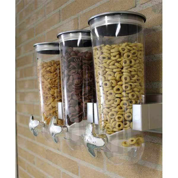 Triple Cornflakes Dispenser