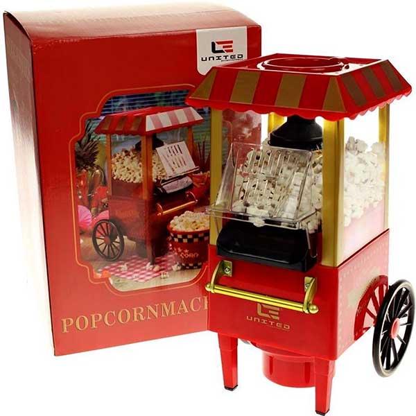 Retro popcorn maskine