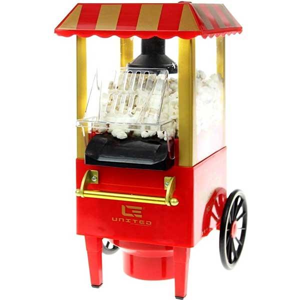 Retro biograf popcorn maskine