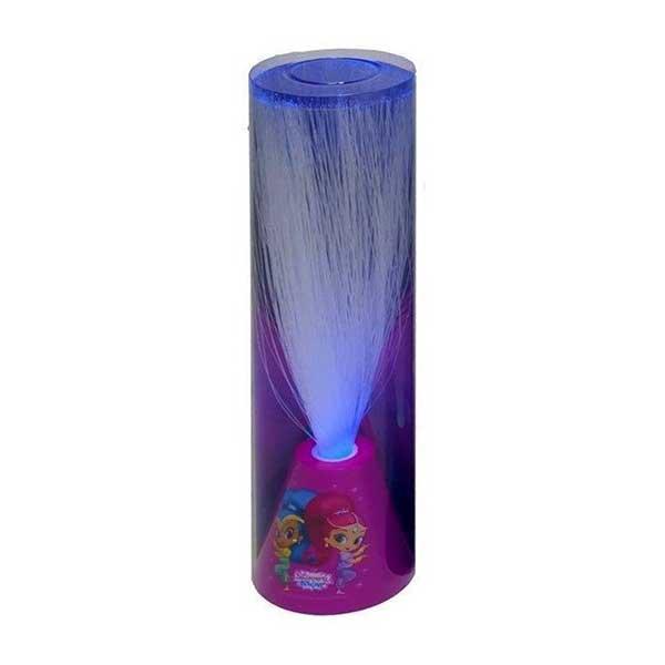 Shimmer og Shine fiberlys disco fontæne