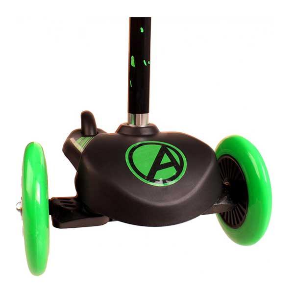 Amigo 3 hjulet børnescooter