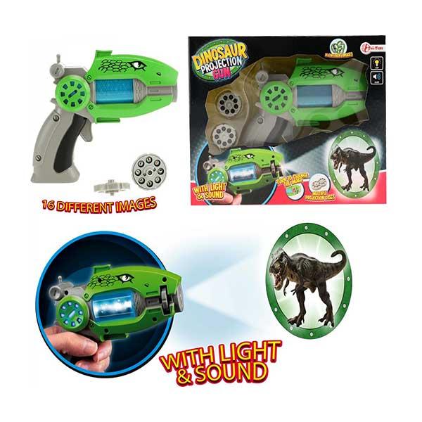 Dinosaur Projekter Pistol