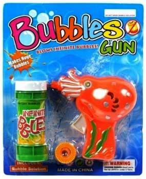 Sæbeboble Pistol - Bubbles Gun