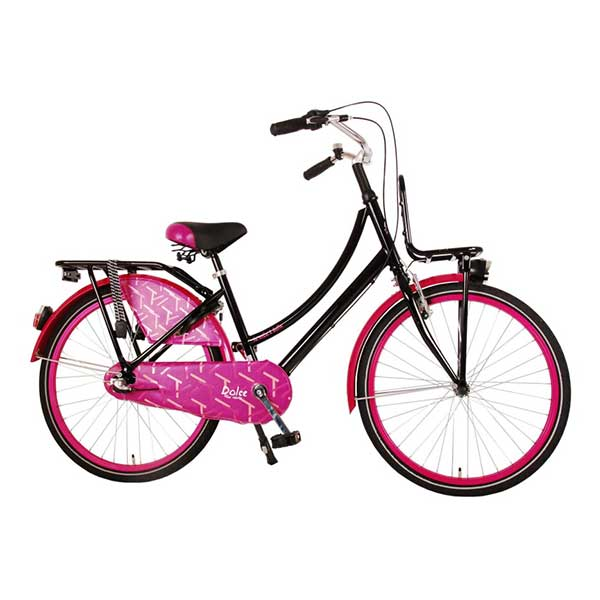 24 tommer pigecykel med 3 gear