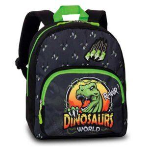 Dinosaur rygsæk, skoletaske