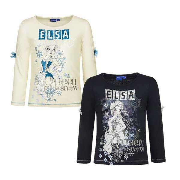 Elsa langærmet t shirt