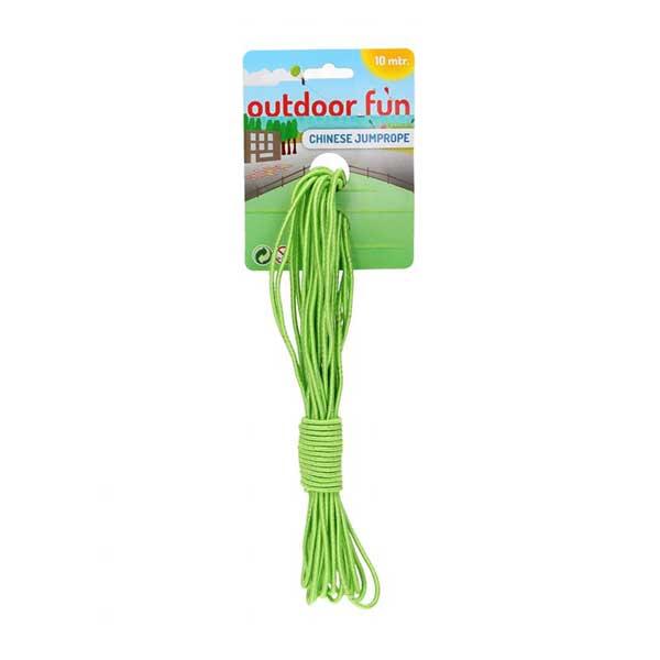 Sjippe elastik grøn