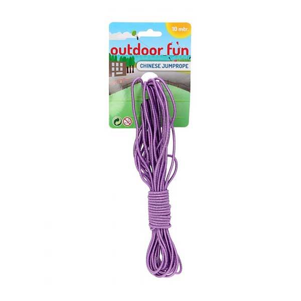 Hoppe elastik violet