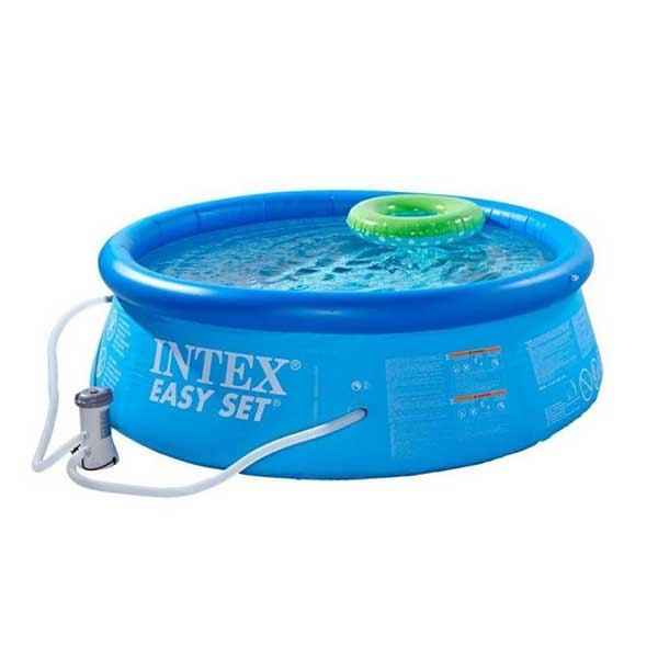 Intex Easy set pool 28110np - inklusiv filterpumpe
