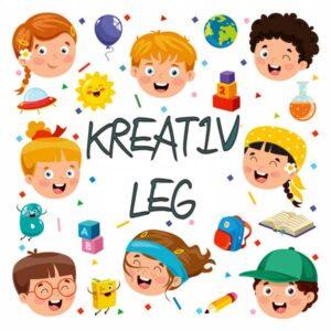 Kreativ leg til børn