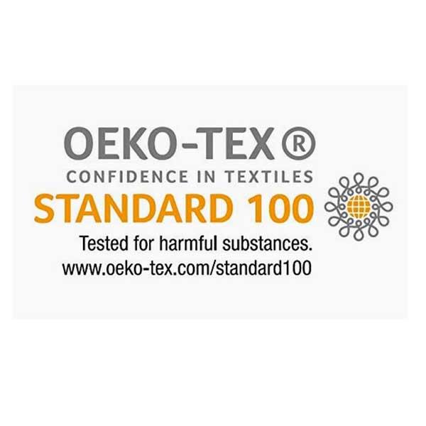 Oeko-tex standard 100 mærkning