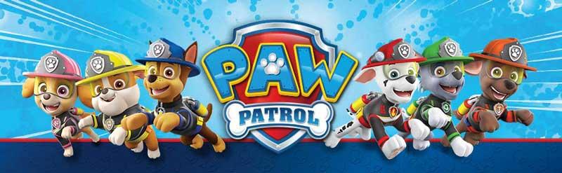 Paw Patrol legetøj