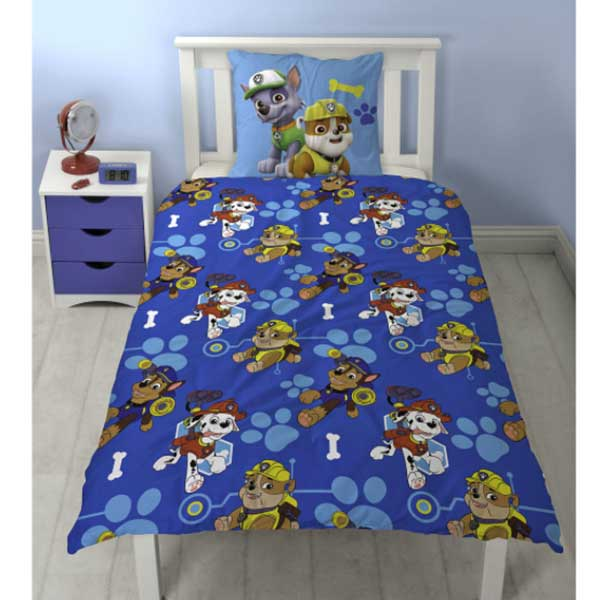 sengetøj med Paw Patrol luksus