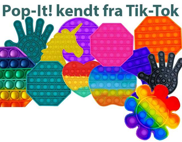 Pop It fra Tik-Tok