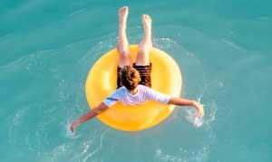 Vand og sommer for børn